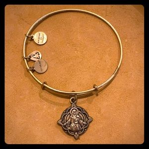 "Alex and Ani Jesus Christ ""Love One Another"""